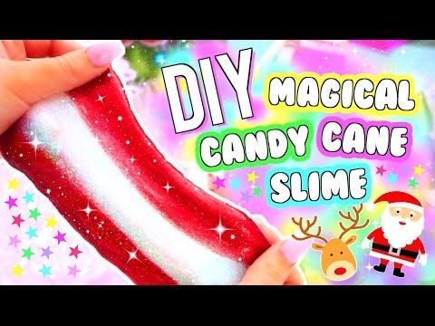 DIY SLIME! HOW TO MAKE SLIME!