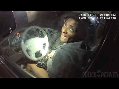 Bodycam Shows Woman's Fatal Shooting After Roadway Standoff