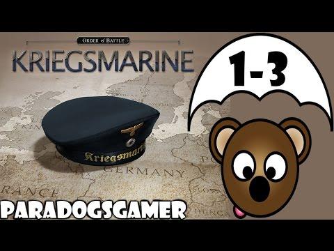 Order of Battle | Kriegsmarine | Danzig Bay | Part 3