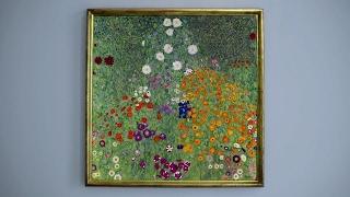 Klimt's 'Bauerngarten'