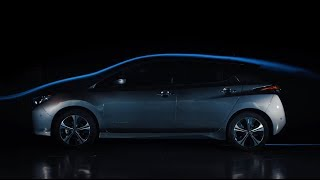 The New Nissan LEAF, combining greater range and advanced technologies