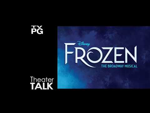 "Theater Talk - ""Frozen"" songwriters; plus The Broadway League president Charlotte St. Martin"