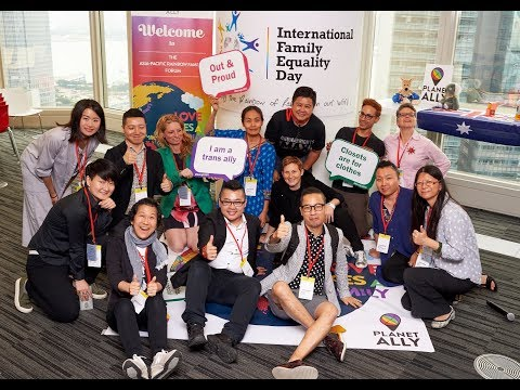Asia-Pacific Rainbow Families Forum 2017