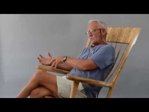 Parker Converse: Sculpted Rocking Chair