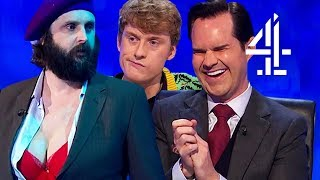 Did Joe Wilkinson Get a BOOB JOB?! | 8 Out of 10 Cats Does Countdown Christmas Special