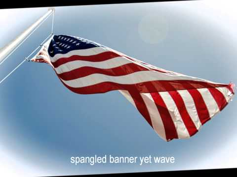 Star Spangled Banner by Whitney Houston