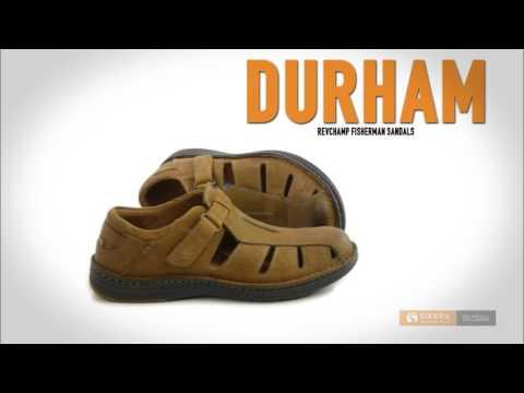 Dunham REVchamp Fisherman Sandals (For Men)
