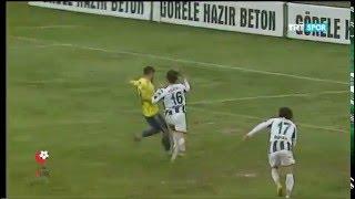 Giresunspor 3-1 Ş Urfaspor PTT 1.Lig Maç Özeti 22.Hafta (20.02.2016)