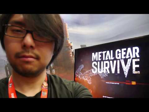 Metal Gear Survive Hands On Impressions from E3 2017