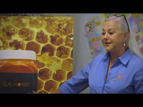 Mundine Means Business - Real Honey