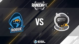 Rainbow Six Pro League - Season 9 - NA - Rogue vs. Spacestation Gaming - Week 3