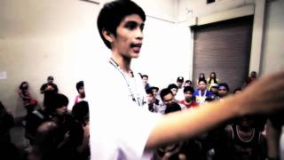 FlipTop - Lil Coli vs Krack