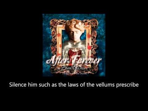 After Forever - Follow in the Cry (Lyrics)