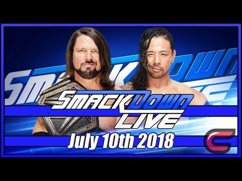 wwe-smackdown-live-stream-july-10th-2018-live-reaction-conman167