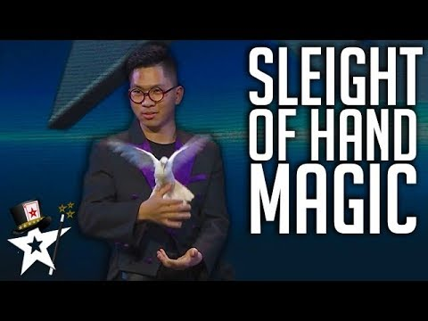 What A Magician Can Do With An Egg! | Magicians Got Talent