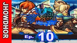 Valdis Story: Abyssal City -10- Golden Talons, Goibniu ( Eye of Myrgato e LEILODIN  ) Boss #PT-BR