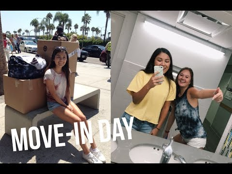 COLLEGE MOVE-IN DAY VLOG 2017 | San Diego State University