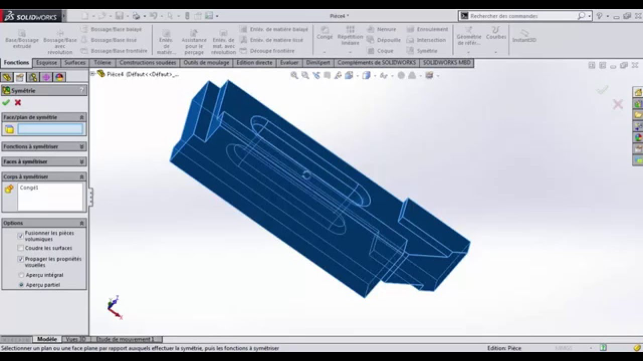 Preparation For The Solidworks Certification Exam Cswa Part 2 Youtube