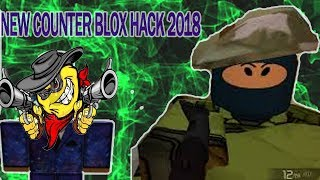 How to hack Counter Blox New hack 2018 - Roblox