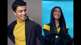 WOW! ANDRE BROUILLETTE PROUD SA KANYANG GRADUATING LOULOU. MUST WATCH!