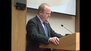 Thames Valley Police and Crime Commissioner elections - candidate Barry Cooper (UKIP)