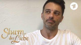 Blitz-Interview mit Lorenzo Patané   Sturm der Liebe