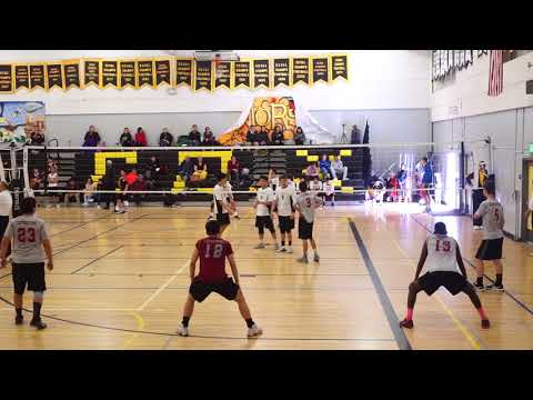 Tourney Gold match Wilcox vs Cupertino set 1, 2018
