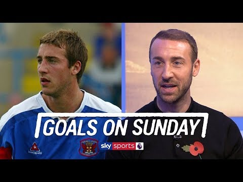 Glenn Murray's inspirational story of how he became a Premier League striker | Goals on Sunday