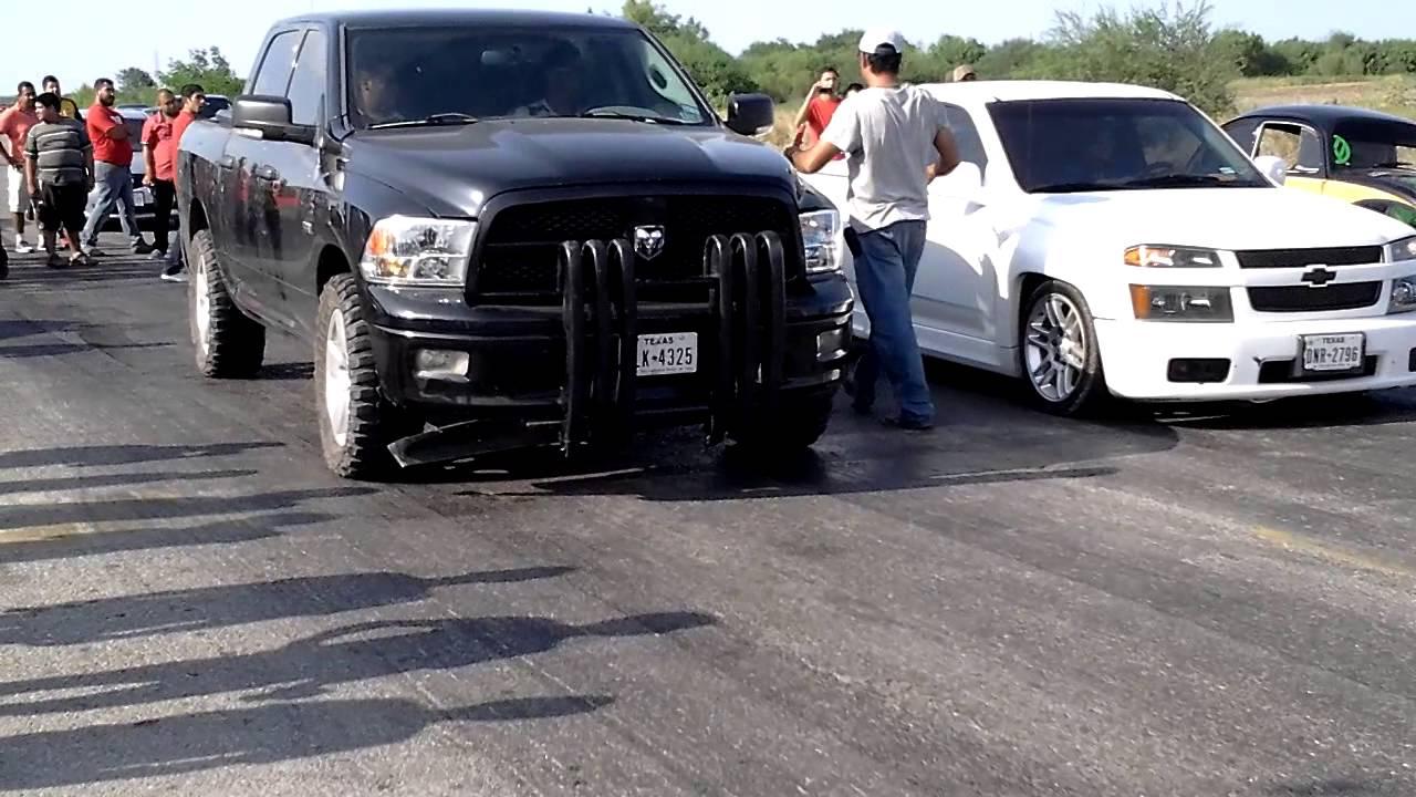 Dodge Ram Vs Chevrolet Colorado