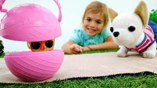 Распаковка ЛОЛ Петс - Куклы Лол - Мультики для девочек