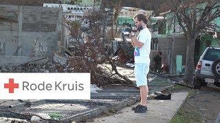 OPGESLOTEN op SINT-MAARTEN tijdens ORKAAN | (1/2) #GIRO5125
