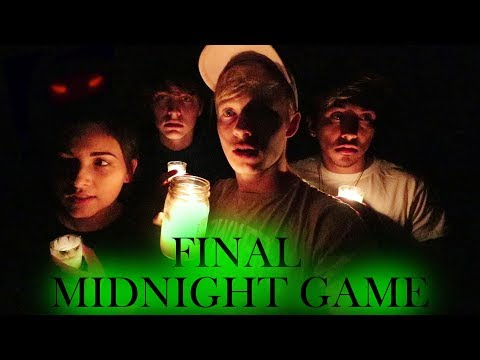 THE MIDNIGHT GAME (Final Chapter) | 3 AM CHALLENGE