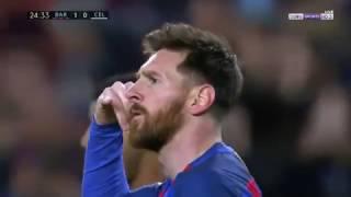 Barcelona vs Celta Vigo | 5-0  | La Liga 2017
