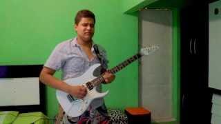 Fiel a Mim Eyshila Solo de Guitarra by Estevão Dourado