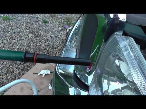 Part2 Oil Dipstick tube on Ford 5.4