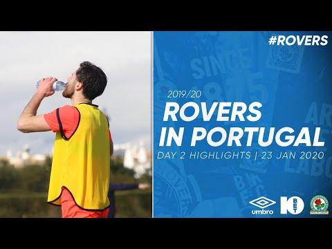 Rovers in Portugal: Day 2