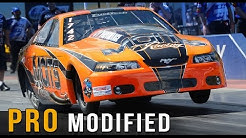 Pro Mod - Turbo vs Blown