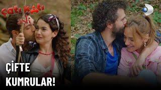 Orman Yürüyüşünde Romantik Anlar! - Çatı Katı Aşk 12.Bölüm