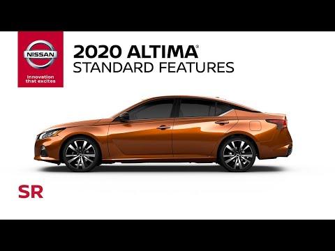 2020 Nissan Altima SR Walkaround & Review