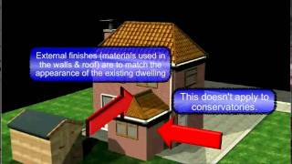 Single Storey Planning Permission Tutorial