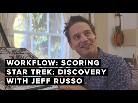 Scoring Star Trek: Discovery with Jeff Russo