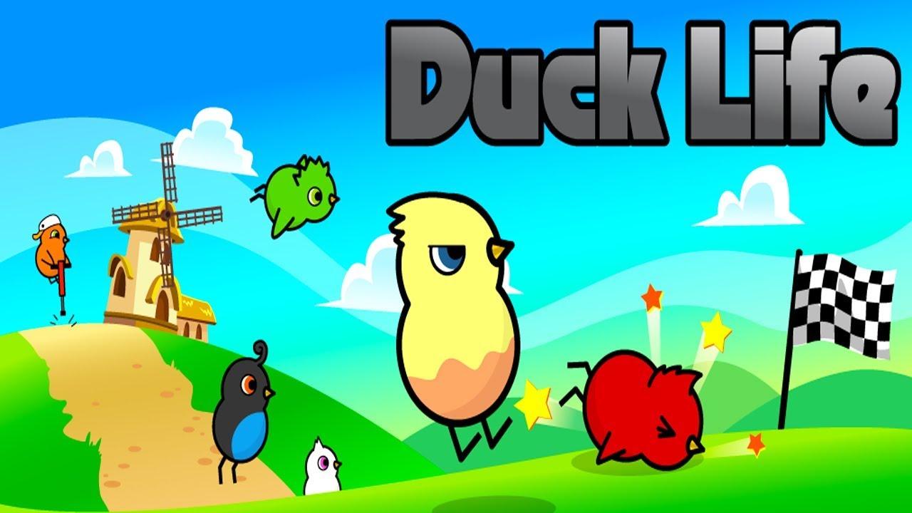 Duck life duck life 4