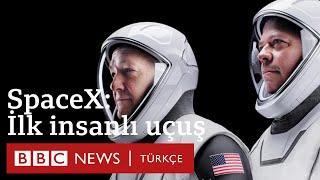 Gambar cover SpaceX'in ilk insanlı uzay seferi hakkında merak edilenler