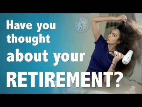 What do you want your retirement to look like?