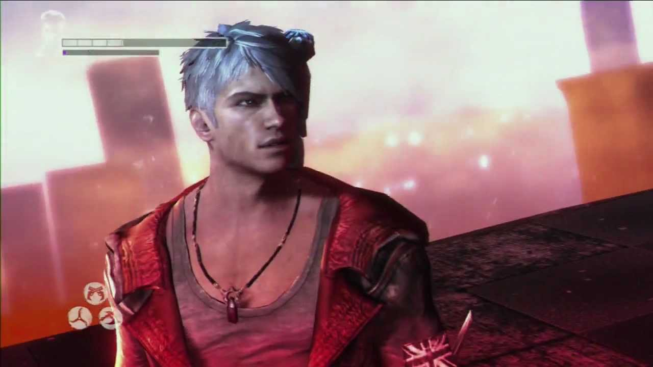 Ps3 dmc devil may cry face of the demon youtube voltagebd Images
