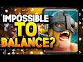 THIS is Why Clash Royale Will NEVER Be Balanced! (opinion video)