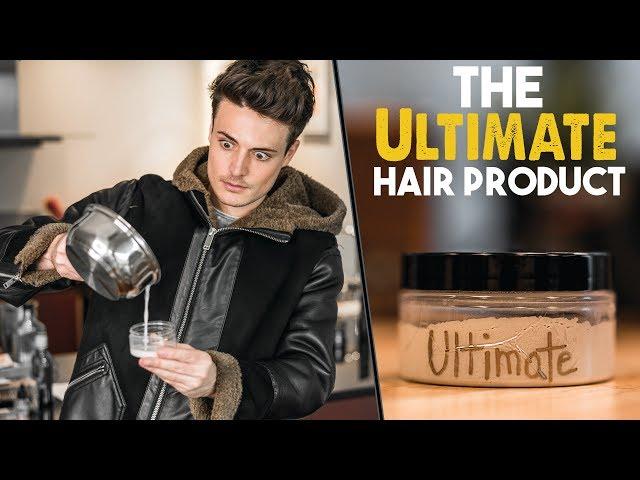 Creating & Testing The Ultimate Hair Product | Mens Hair 2018 | BluMaan