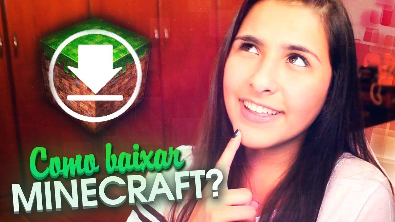 Como Baixar Minecraft Youtube