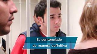 Tras cumplirse 15 años del asesinato de los hermanitos Erick y María Fernanda Peña Coss, Diego Santoy Riveroll, acusado por el doble crimen, también deberá pagar más de 330 mil pesos como reparación de daños