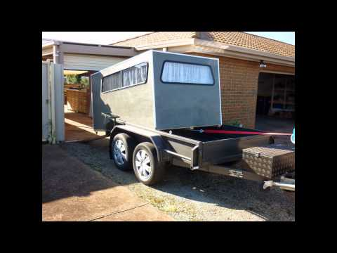21 Homemade Travel Trailer For Small Suv With 3500 To